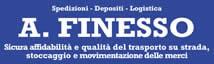 Trasporti Nazionali - Depositi e Spedizioni - A.FINESSO