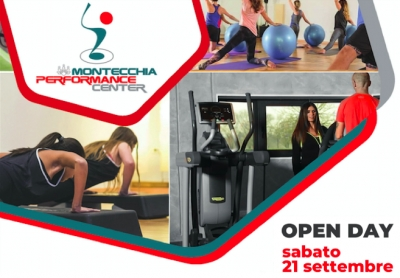 OPEN DAY MONTECCHIA PERFORMANCE CENTER