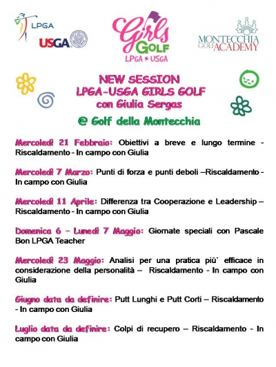GIRLS GOLF LPGA USGA 2018