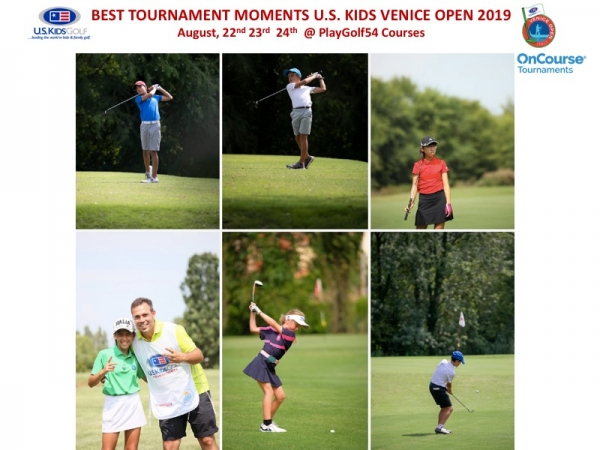 Best moments of the INTERNATIONAL U.S. KIDS VENICE OPEN 2019