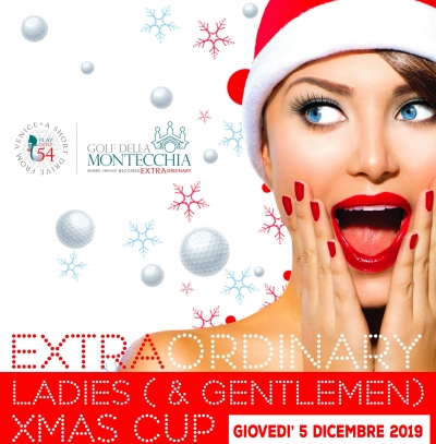 ExtraOrdinary LADIES (& GENTLEMEN) Xmas Cup