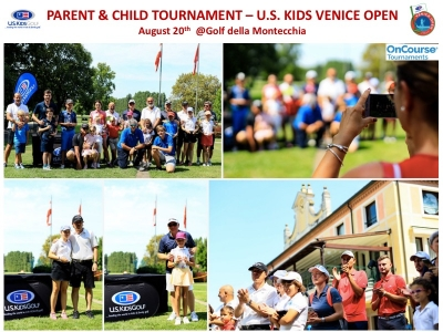 Parent & Child U.s Kids Venice Open 2019