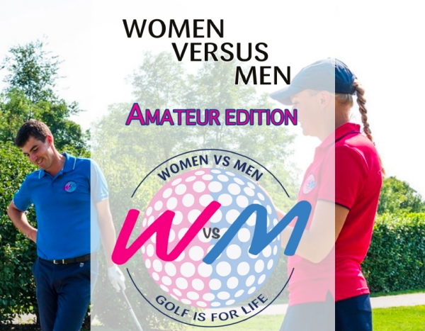 Women Versus Men AMATEUR EDITION