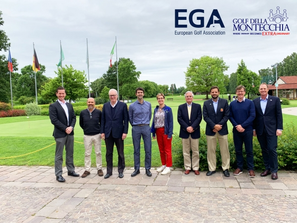 Meeting EGA (European Golf Association) al Golf della Montecchia