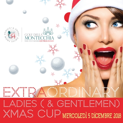 ExtraOrdinary Ladies ( & Gentlemen) Xmas Cup
