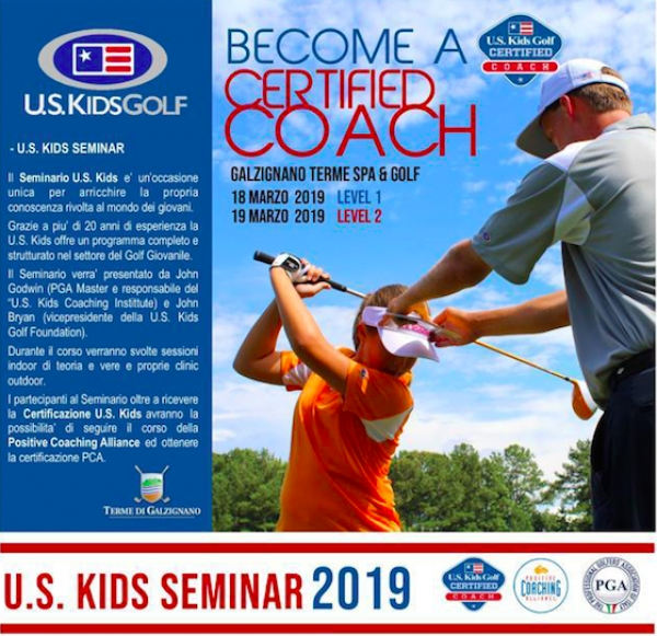 U.S. KIDS SEMINAR 2019 - Become a certified coach