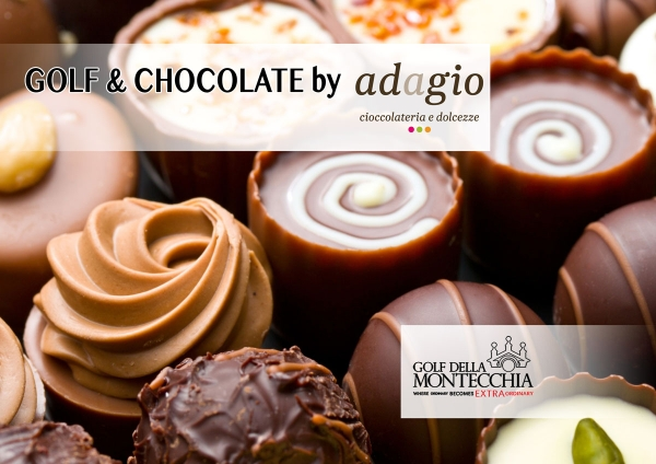GOLF & CHOCOLATE by Adagio