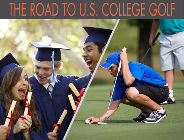 The Road to U.S. College Golf