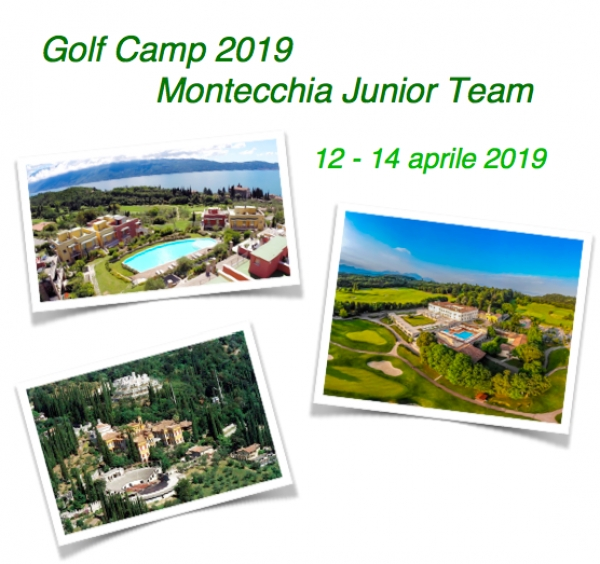 GOLF CAMP 2019 - MJT
